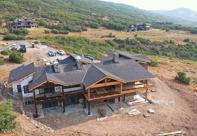 839 W Moose Hill Road, Park City, UT 84098 (MLS #12003210) :: High Country Properties