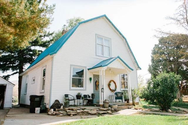 445 S Henefer Road, Henefer, UT 84033 (MLS #12003219) :: High Country Properties