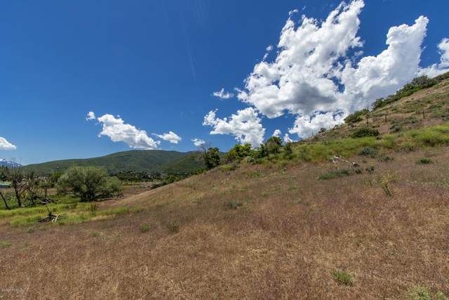 1440 N Pine Canyon Road, Midway, UT 84049 (MLS #12003222) :: High Country Properties