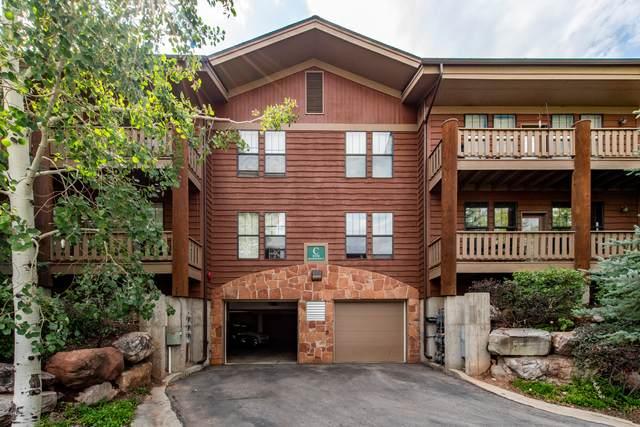 8350 Meadowview Court C21, Park City, UT 84098 (MLS #12003244) :: High Country Properties