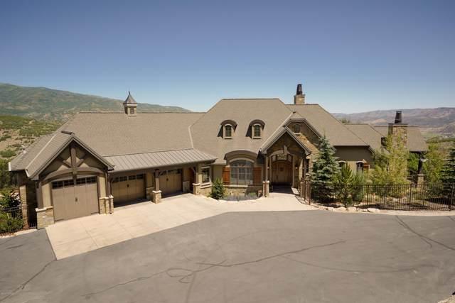 3181 Spring Hill, Coalville, UT 84017 (MLS #12003270) :: High Country Properties
