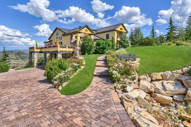 7084 Pinecrest Drive, Park City, UT 84098 (MLS #12003272) :: Lookout Real Estate Group