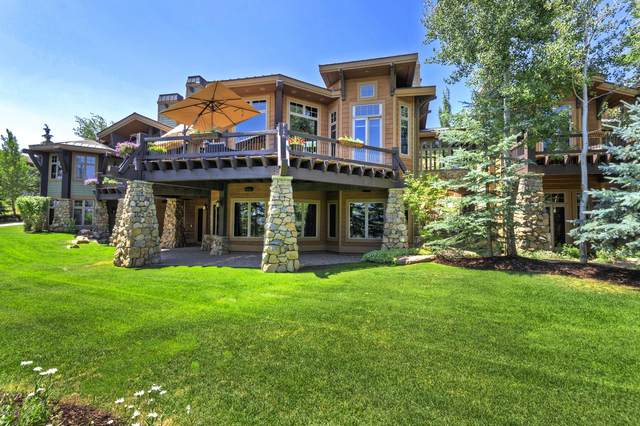7145 Glenwild Drive, Park City, UT 84098 (MLS #12003289) :: High Country Properties