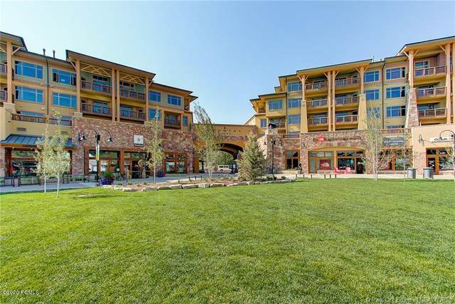 3720 N Sundial Court C401, Park City, UT 84098 (MLS #12003303) :: Lawson Real Estate Team - Engel & Völkers