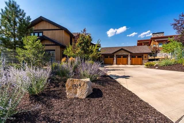 1315 Chimney Rock Rd (Lot 48), Heber City, UT 84032 (MLS #12003320) :: Lookout Real Estate Group