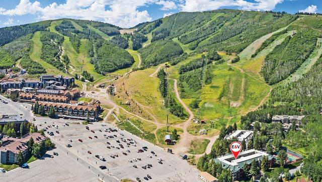 401 Silver King Drive #51, Park City, UT 84060 (MLS #12003344) :: High Country Properties