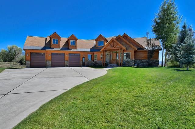 6176 N Rocky Ridge Road, Peoa, UT 84061 (MLS #12003359) :: Lawson Real Estate Team - Engel & Völkers