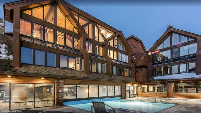 1415 Lowell Avenue #265, Park City, UT 84060 (MLS #12003372) :: Lawson Real Estate Team - Engel & Völkers