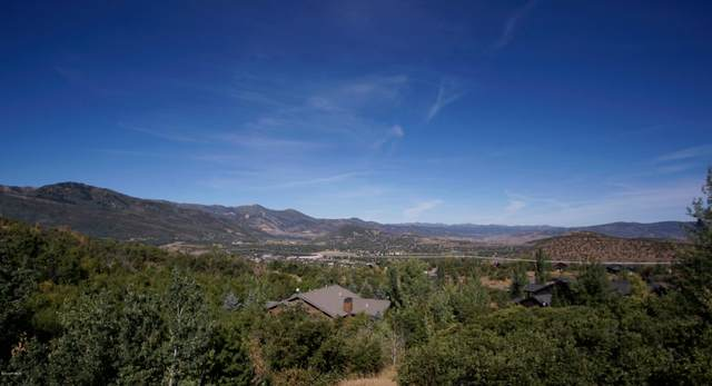 110 Hidden Oaks Lane, Park City, UT 84060 (MLS #12003378) :: High Country Properties
