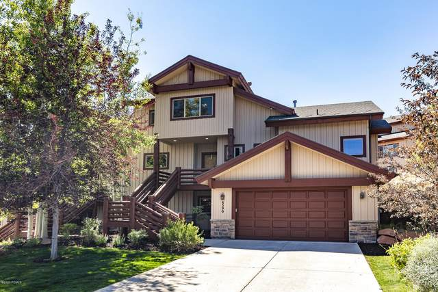 8390 N Pointe Drive, Park City, UT 84098 (MLS #12003411) :: High Country Properties