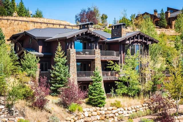 10153 N Summit View Drive, Park City, UT 84060 (MLS #12003427) :: High Country Properties