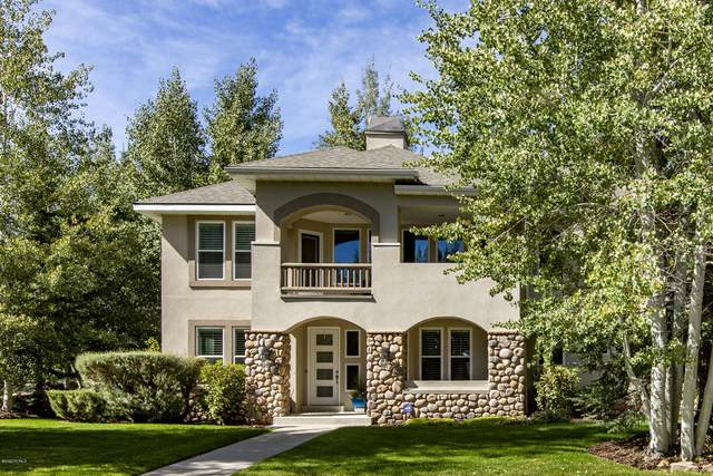 4433 W West Sawmill Road, Park City, UT 84098 (MLS #12003449) :: High Country Properties