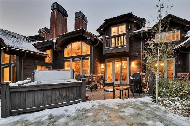 8789 Marsac Avenue #3, Park City, UT 84060 (MLS #12003457) :: High Country Properties