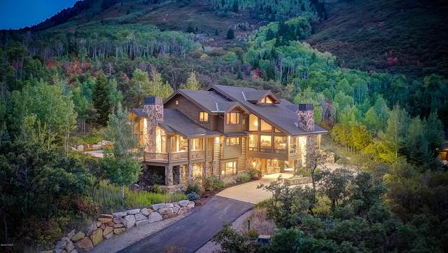 25 Canyon Court, Park City, UT 84060 (MLS #12003461) :: Park City Property Group