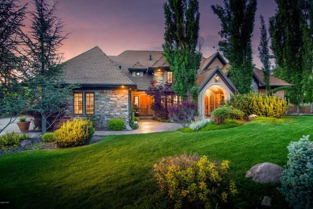 89 Lone Hollow Drive, Sandy, UT 84092 (MLS #12003467) :: High Country Properties
