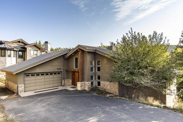 3120 Solamere Drive, Park City, UT 84060 (MLS #12003468) :: High Country Properties