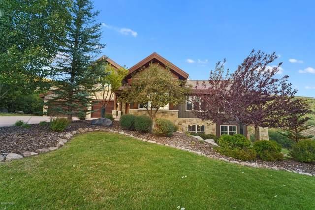 285 W Deer Canyon Circle, Heber City, UT 84032 (MLS #12003484) :: High Country Properties