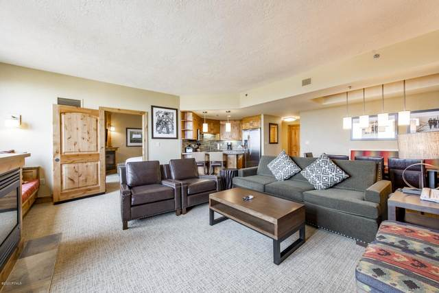 3855 N Grand Summit Drive 122/124/126 Q4, Park City, UT 84098 (#12003520) :: Red Sign Team