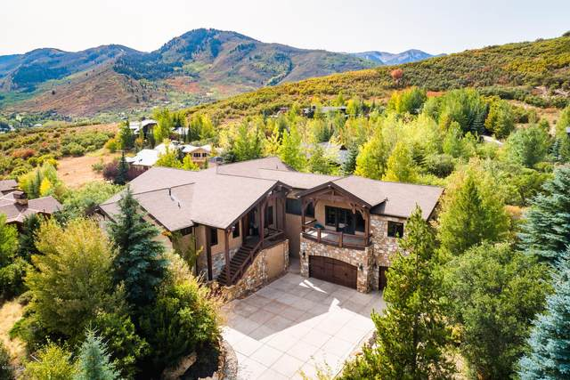 11 Eagle Landing Court, Park City, UT 84060 (MLS #12003528) :: Lawson Real Estate Team - Engel & Völkers