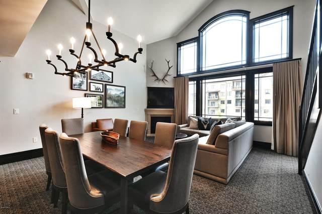 2100 Frostwood Boulevard #7104, Park City, UT 84098 (MLS #12003530) :: Summit Sotheby's International Realty