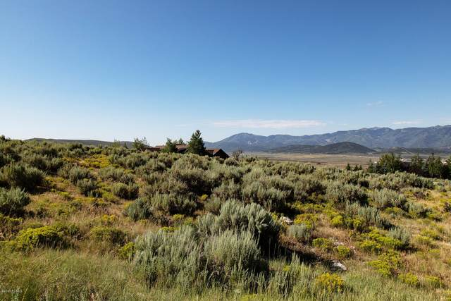 2672 E Silverberry Court, Park City, UT 84098 (MLS #12003533) :: High Country Properties