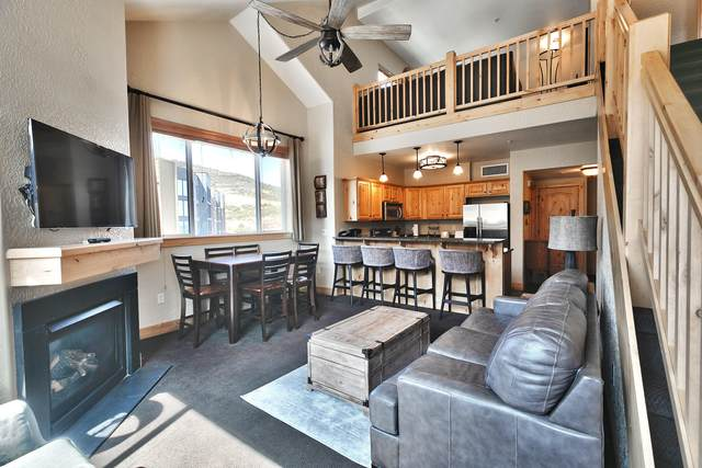 2669 Canyons Resort Drive #501, Park City, UT 84098 (MLS #12003535) :: High Country Properties