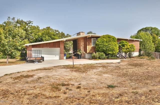 2684 Jordan Meadows Lane, West Jordan, UT 84084 (MLS #12003536) :: High Country Properties