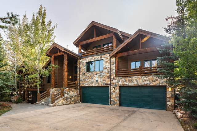 2835 Solamere Drive, Park City, UT 84060 (MLS #12003545) :: High Country Properties