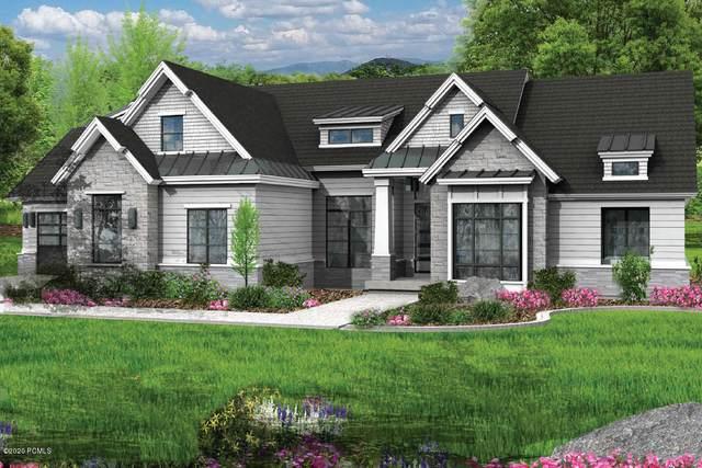 678 N Bridal Creek Lane, Heber City, UT 84032 (MLS #12003550) :: High Country Properties