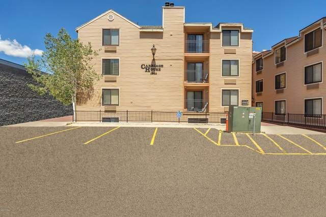 1940 Prospector Avenue #120, Park City, UT 84060 (MLS #12003563) :: High Country Properties