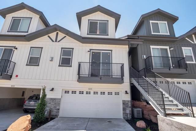 3355 Santa Fe Road, Park City, UT 84098 (MLS #12003564) :: Park City Property Group