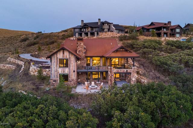 9129 N Hidden Hill Loop, Park City, UT 84098 (MLS #12003577) :: High Country Properties
