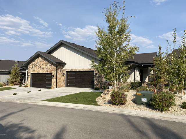 4272 Frost Haven Road, Park City, UT 84098 (MLS #12003581) :: High Country Properties