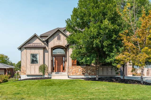 1995 E Siggard Drive, Salt Lake City, UT 84106 (MLS #12003592) :: High Country Properties