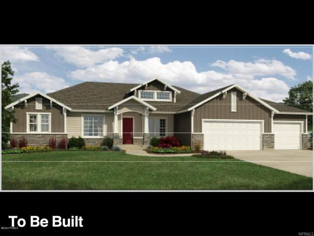 685 N 1490 E, Heber City, UT 84032 (MLS #12003595) :: High Country Properties