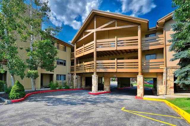 1585 Empire Avenue #103, Park City, UT 84060 (MLS #12003605) :: Lawson Real Estate Team - Engel & Völkers