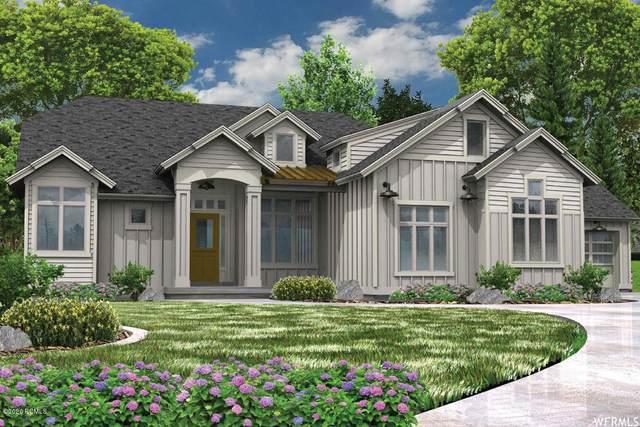 644 N 1490 E, Heber City, UT 84032 (MLS #12003606) :: Park City Property Group