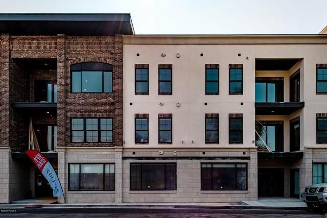 2240 E Laney Avenue #104, Salt Lake City, UT 84117 (MLS #12003608) :: High Country Properties