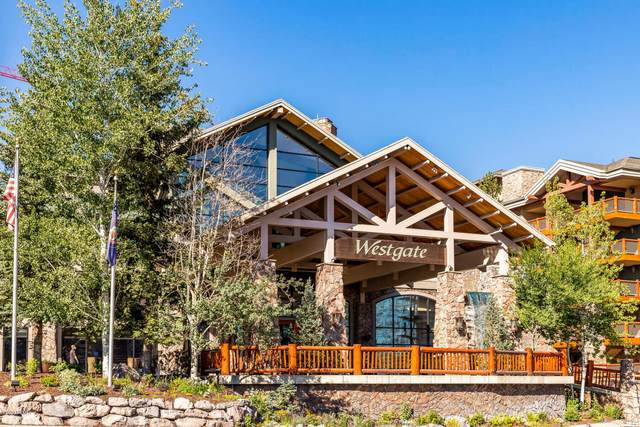 3000 Canyons Resort Drive 10-407, Park City, UT 84098 (MLS #12003612) :: High Country Properties