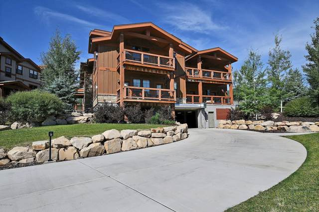 9881 Vista Drive #101, Heber City, UT 84032 (MLS #12003626) :: High Country Properties