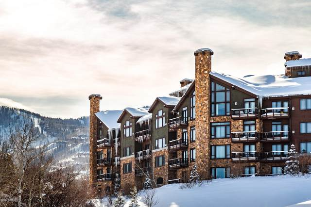 2100 W Frostwood Boulevard #5172, Park City, UT 84098 (MLS #12003633) :: High Country Properties
