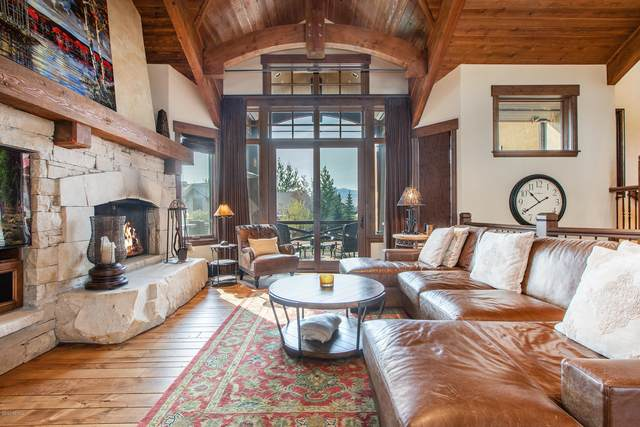 2680 Eagle Cove Drive, Park City, UT 84060 (MLS #12003644) :: High Country Properties