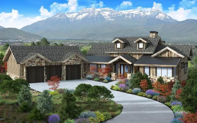 693 N Copper Belt Dr, Heber City, UT 84032 (MLS #12003645) :: High Country Properties