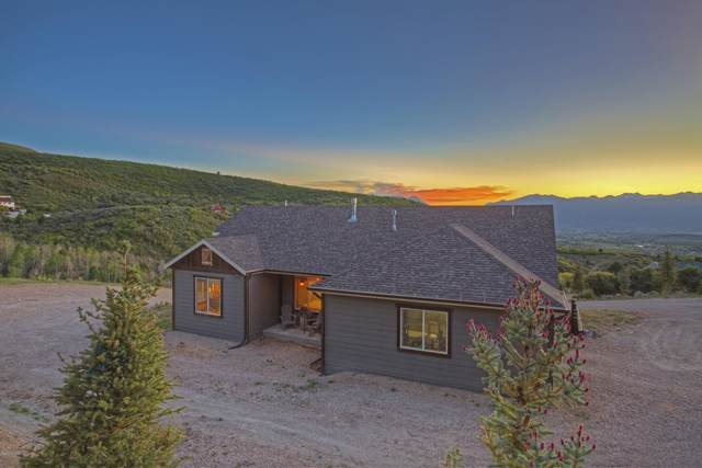 7500 Valleyview Drive, Heber City, UT 84032 (MLS #12003658) :: Park City Property Group