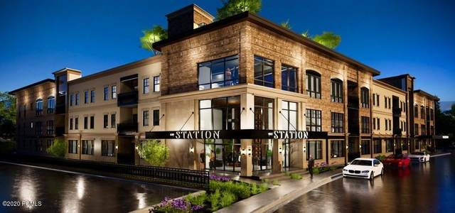 2240 E Laney Avenue #307, Salt Lake City, UT 84117 (MLS #12003662) :: High Country Properties