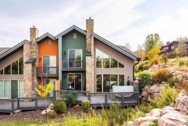 8143 Courtyard Loop #12, Park City, UT 84098 (MLS #12003670) :: High Country Properties