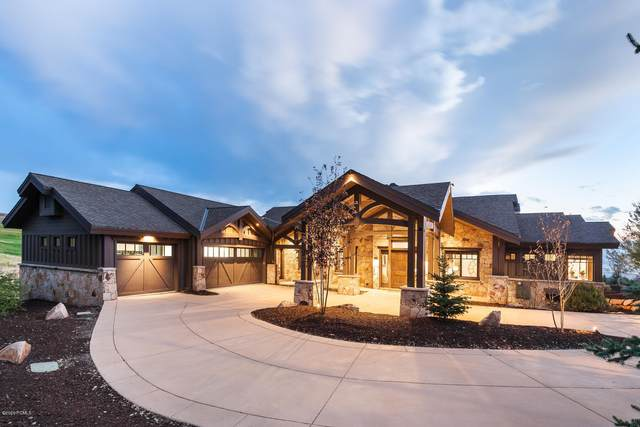 7516 Fiddlers Hollow, Park City, UT 84098 (MLS #12003674) :: High Country Properties