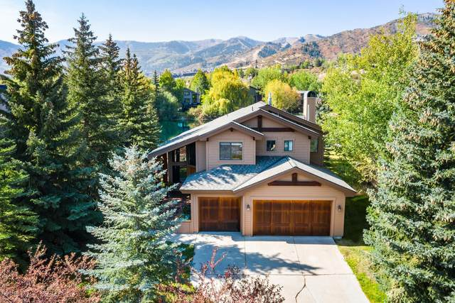 4871 N Silver Springs Drive, Park City, UT 84098 (MLS #12003675) :: High Country Properties