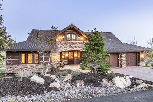 9388 Dye Cabins Drive, Park City, UT 84098 (MLS #12003676) :: High Country Properties
