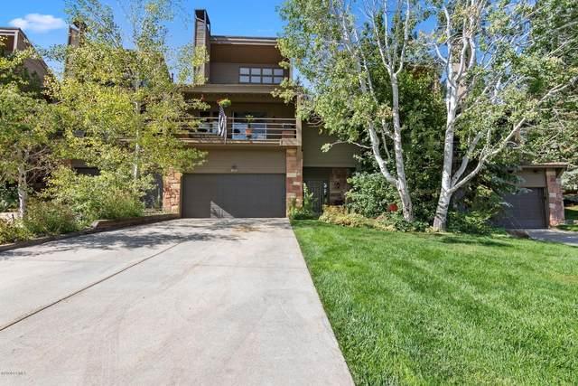 4034 W Saddleback Road #21, Park City, UT 84098 (MLS #12003684) :: High Country Properties